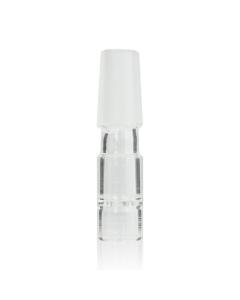 Arizer - Huurrettu lasinen aromi-adapteri 14 mm
