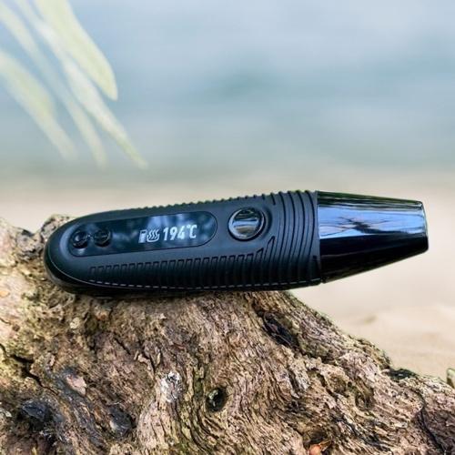 Boundless CFC 2.0 -vaporisaattori on pieni ja helppo tuoda mukaasi, kun lähdet kotoa