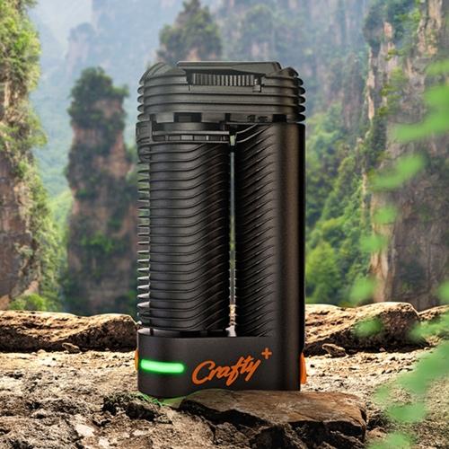 Crafty+ -vaporisaattori on sekä kaunis että voimakas