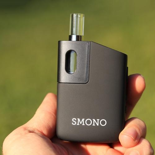 Smono 3 on kompakti ja helppo tuoda mukanasi kaikkialle