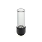 Tämä suukappale on valmistettu korkealaatuisesta lasista ja on identtinen Flowermate V5 Nanon mukana toimitetun kanssa