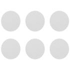 Tämä pienten tavallisten suojaverkkojen sarja koostuu 6 tavallisesta suojaverkosta, jotka sopivat Craftyyn, Mightyyn, ja annostelukapseliadapteriin