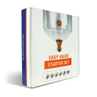Easy Valve -aloittelijan pakkaus on täydellinen, jos haluat vaihtaa kiinteästä venttiilistä tai jos haluat vain piristää Volcano-vaporisaattoriasi